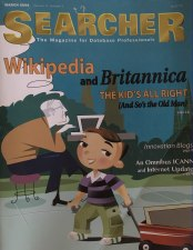 Searcher Magazine March 2006